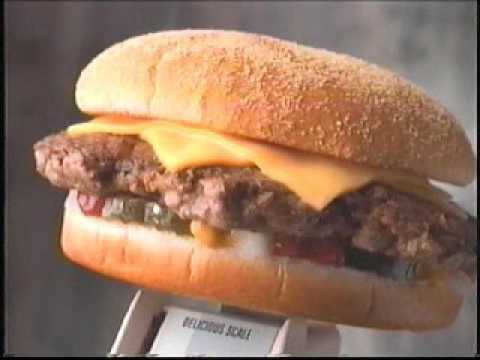 Old Culver's Butterburger Commercial
