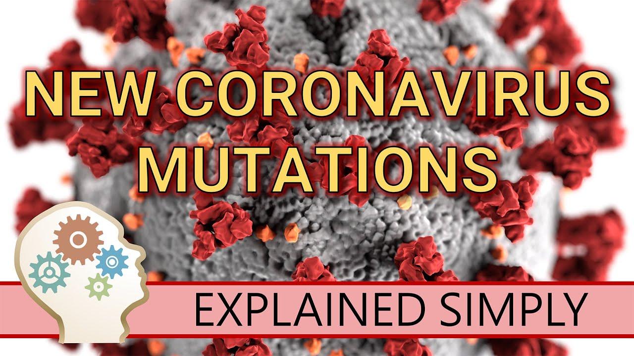 NEW CORONAVIRUS VARIANTS - EXPLAINED SIMPLY