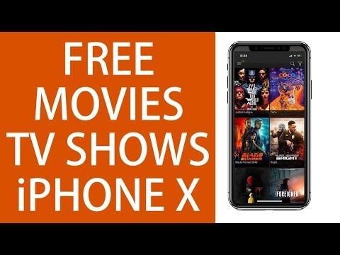 How to Watch NEW Movies on Your iPhone X for Free (Full Screen)