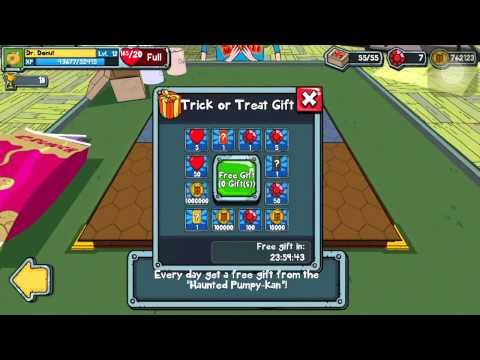 Trick or Treat Glitch - Card Wars