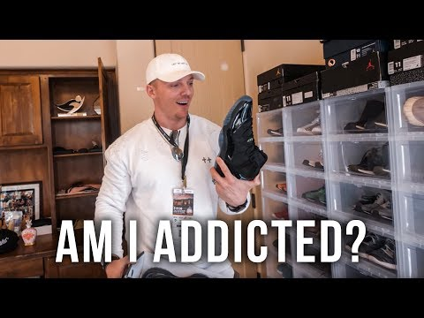 $10K WORTH OF SHOES | How to clean and care for your sneakers