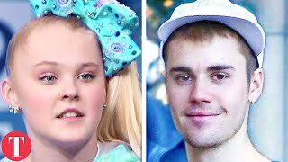 The Real Story Behind Jojo Siwa And Justin Bieber Beef Isn