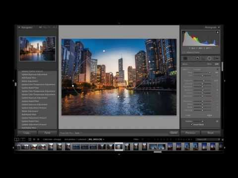 How to make super vignettes with the Radial Filter in Lightroom