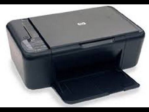 How to Change(Remove) Ink Cartridges(818) From All-In-One Printer HP Deskjet F4488/F4400