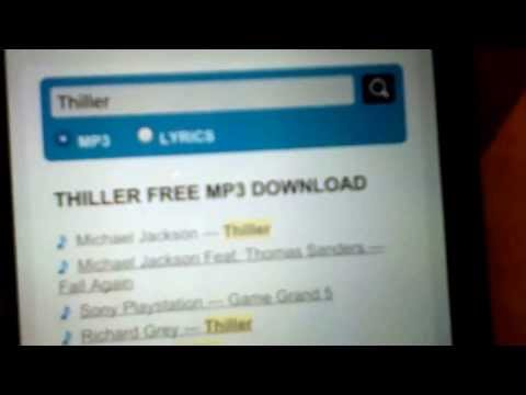 How to download music on the blackberry Q5 for free