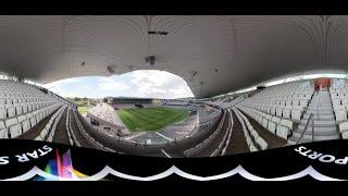 NZ v IND: Eden Park is lit!