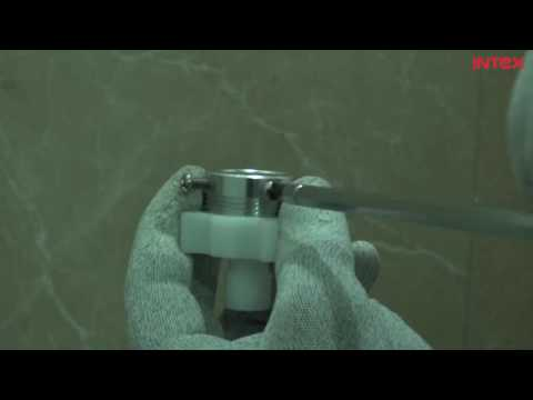 Intex Fully Automatic Washing Machine WMA62 Installation Process  Hindi