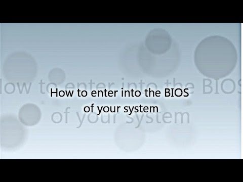 How to enter into the BIOS setup of a System[SONY VAIO]/ Boot Priority