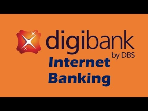 How to Activate digibank by DBS Internet Banking