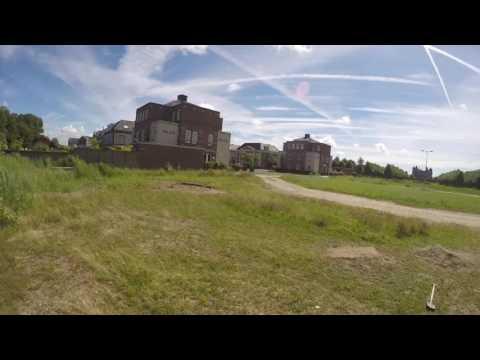 Timelapse of building a dirtjump landing