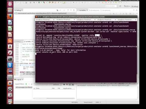 Debug Android Kernel arm64 with GDB and Eclipse