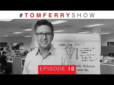 10 Ways To Improve Your Listing Presentation | #TomFerryShow Episode 10