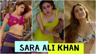 Sara Ali Khan Hot Ultra HD Expressions Extreme Romantic And Erotic Scene PART 1