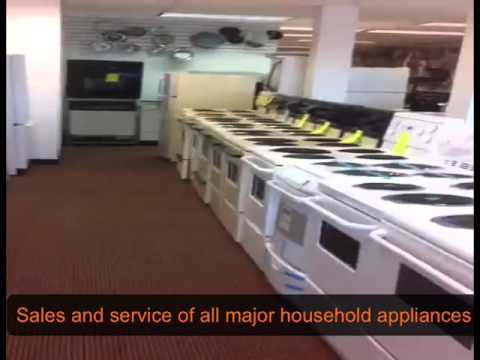 Appliance Repair - Appliance Parts - Used Appliances