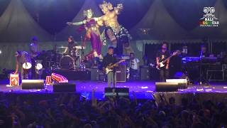 Toni Q Rasatafara - This Is My Way At Bali Reggae Star Festival 2018