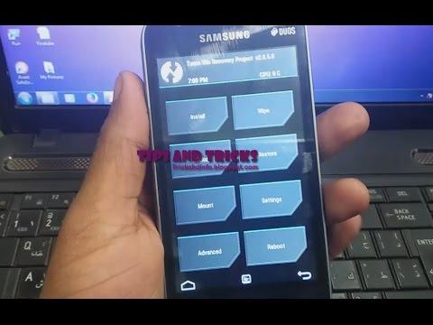 How To Root Samsung Galaxy J1 Mini (SM-J105B) | J1 Mini (SM-J105B
