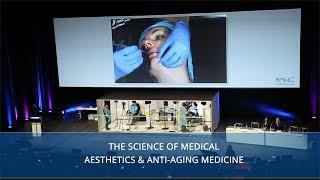 Dr Philippe KESTEMONT - AMWC - The Largest Aesthetic \u0026 Anti-Aging Medicine Congress