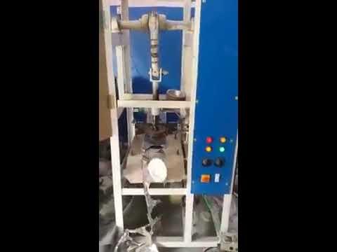 Single Die Dona Plate Making Machine