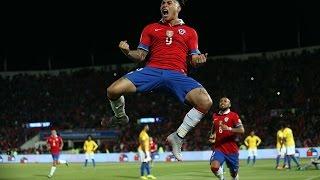 Chile 2 - 0  Brasil | Eliminatorias Rusia 2018 | Alberto Jesús López