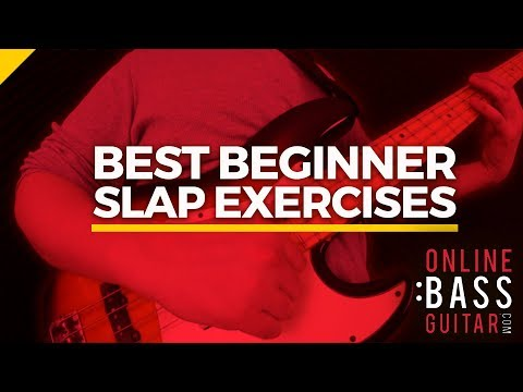 Slap Bass Technique - Best Exercises For Beginners