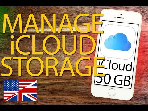 Upgrade or Downgrade iCloud Storage on your iPhone or iPad | Step by Step (2018)