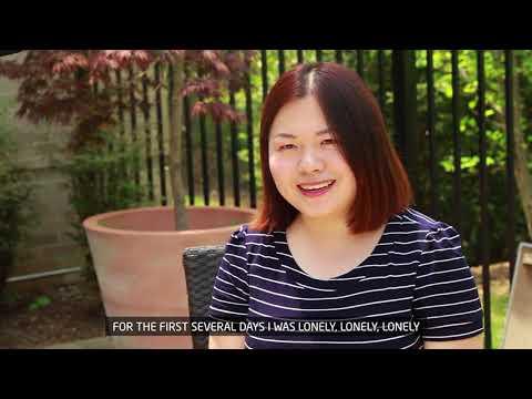 Qin from China: International Student Journey at Mason