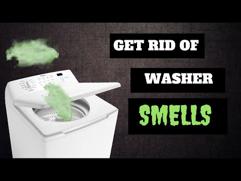 How to Get Rid of Washer Smells