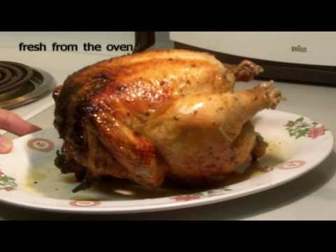 How to Make Juicy & Delicious:  Roast teriyaki Whole Chicken.
