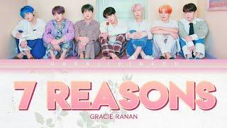 GRACIE RANAN - 7 Reasons (English Version) [Lyrics]