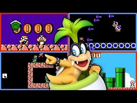 LET'S KILL IGGY!   Super Mario Bros  Rom Hack   BTG