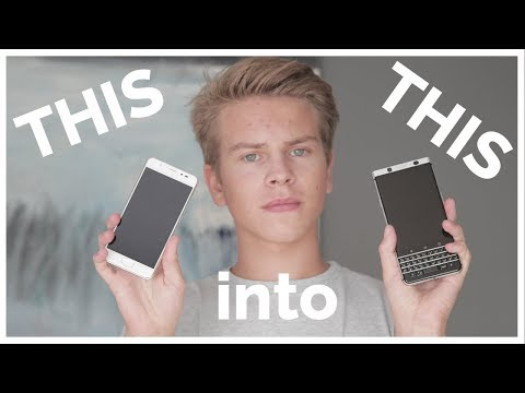 How to make your BORING ANDROID look like a BLACKBERRY!