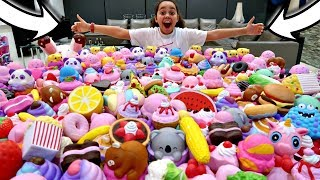 Download MY Squishy Toys Collection! MEGA GIVEAWAY | Toys AndMe Video