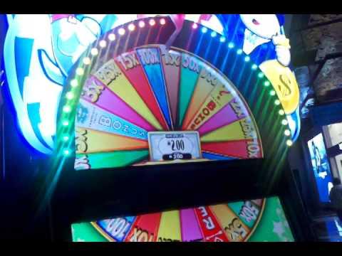 WMS Monopoly Super Free Money wheel spin