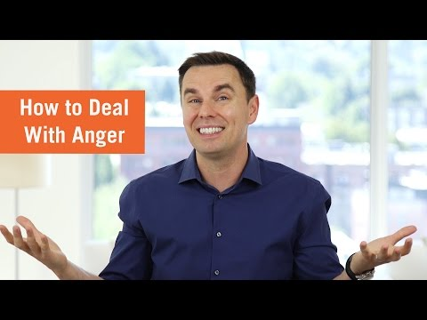 How to Deal with ANGER!