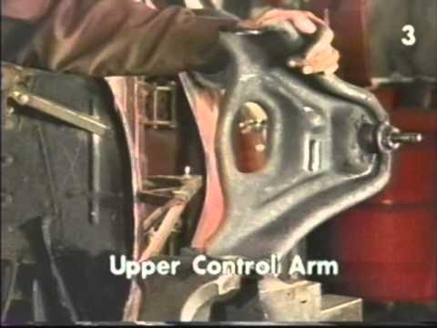 Rebuilding Your Front End- Part 3- Rebuilding Control Arms