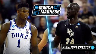 Duke vs. UCF Full Game Highlights - INSANE ENDING 😱  (3.24.19) ᴴᴰ