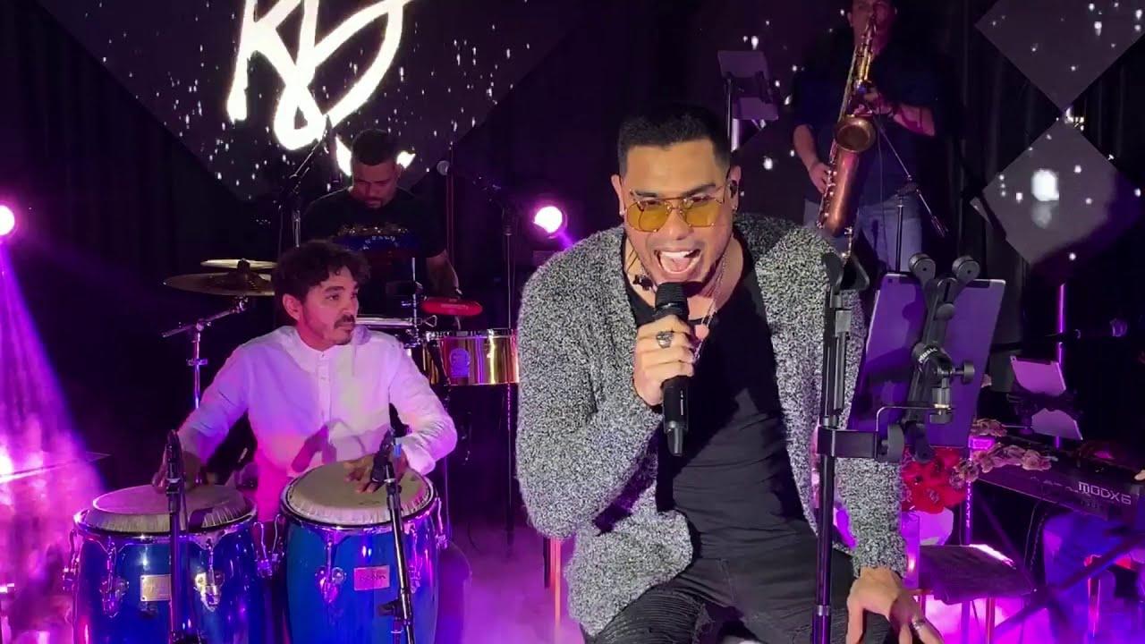 Ronald Borjas -  RB Live