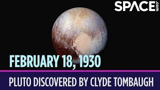 OTD in Space – February 18: Pluto Discovered by Clyde Tombaugh