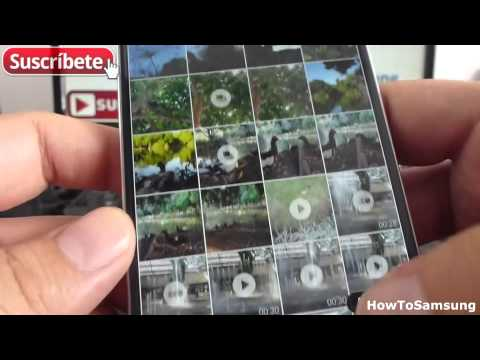 How to hide pictures on Samsung Galaxy S6 Basic Tutorials