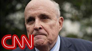 Rudy Giuliani hints at longer Trump Tower talks