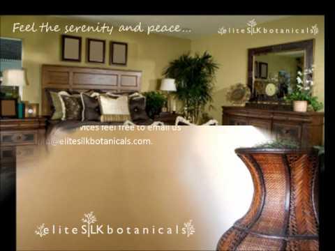 Silk Trees, Silk Plants & Flowers, Artificial Christmas Trees- EliteSilkBotanicals.com