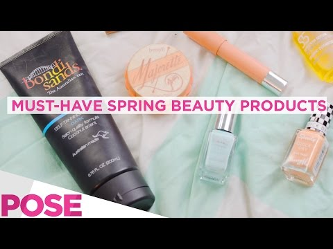 Must-Have Spring Beauty Products | Beauty Report 3