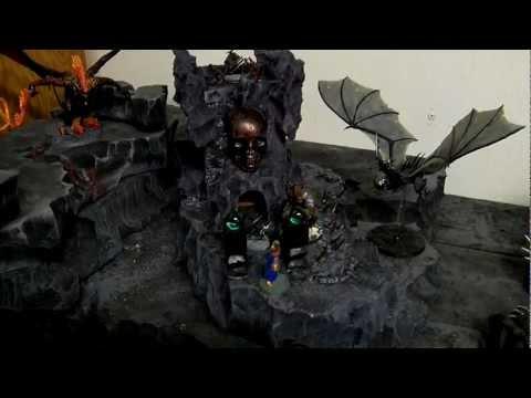 Miniature Terrain Studio Update - May 15, 2012
