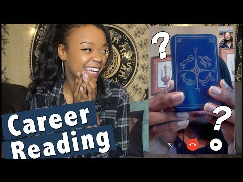 What's in my future?! Tarot Reading | CAREER (pt. 2)