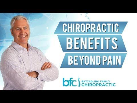 Chiropractic Benefits Beyond Pain