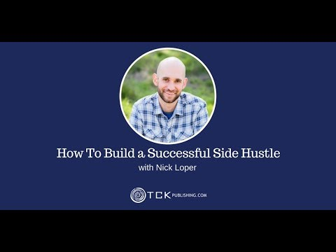154: How To Build a Successful Side Hustle with Nick Loper