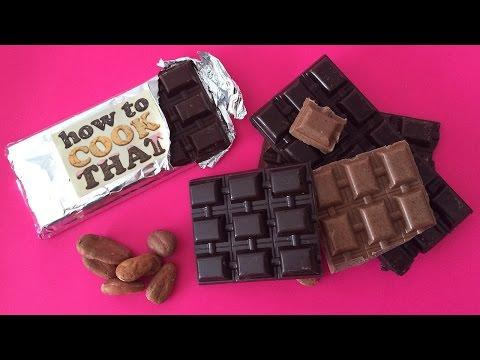 HOW TO MAKE CHOCOLATE AT HOME bean to bar Ann Reardon
