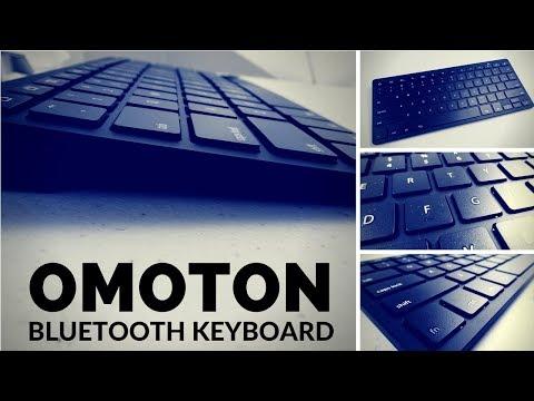 OMOTON Bluetooth Keyboard Review