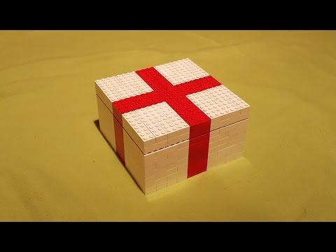 Building a Lego Christmas Present