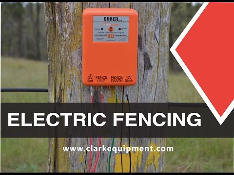 How to install and troubleshoot Electric Fence Energisers